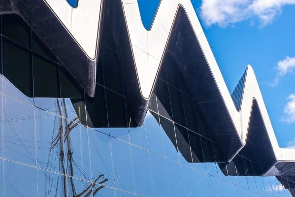 RIVERSIDE MUSEUM & TALL SHIP